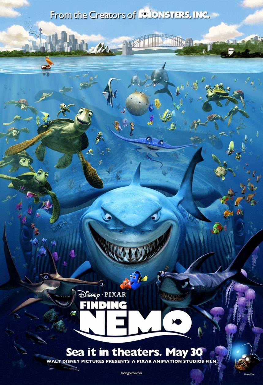 Finding Nemo (2003) 2