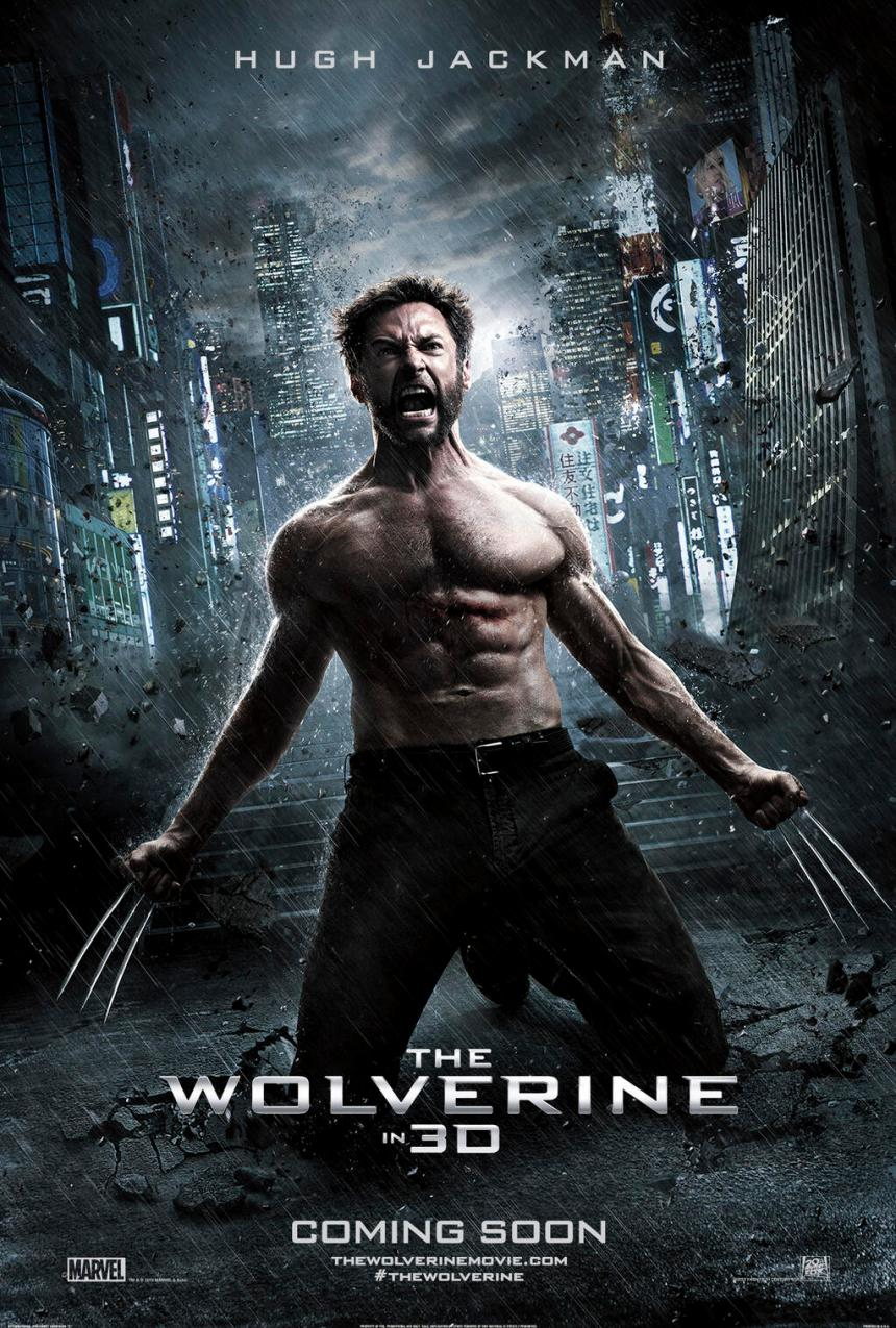 The-Wolverine-Japan-Poster