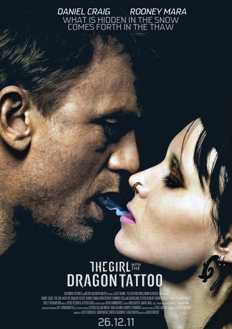 The girl with the dragon tattoo 2011 revius for The girl with the dragon tattoo movies