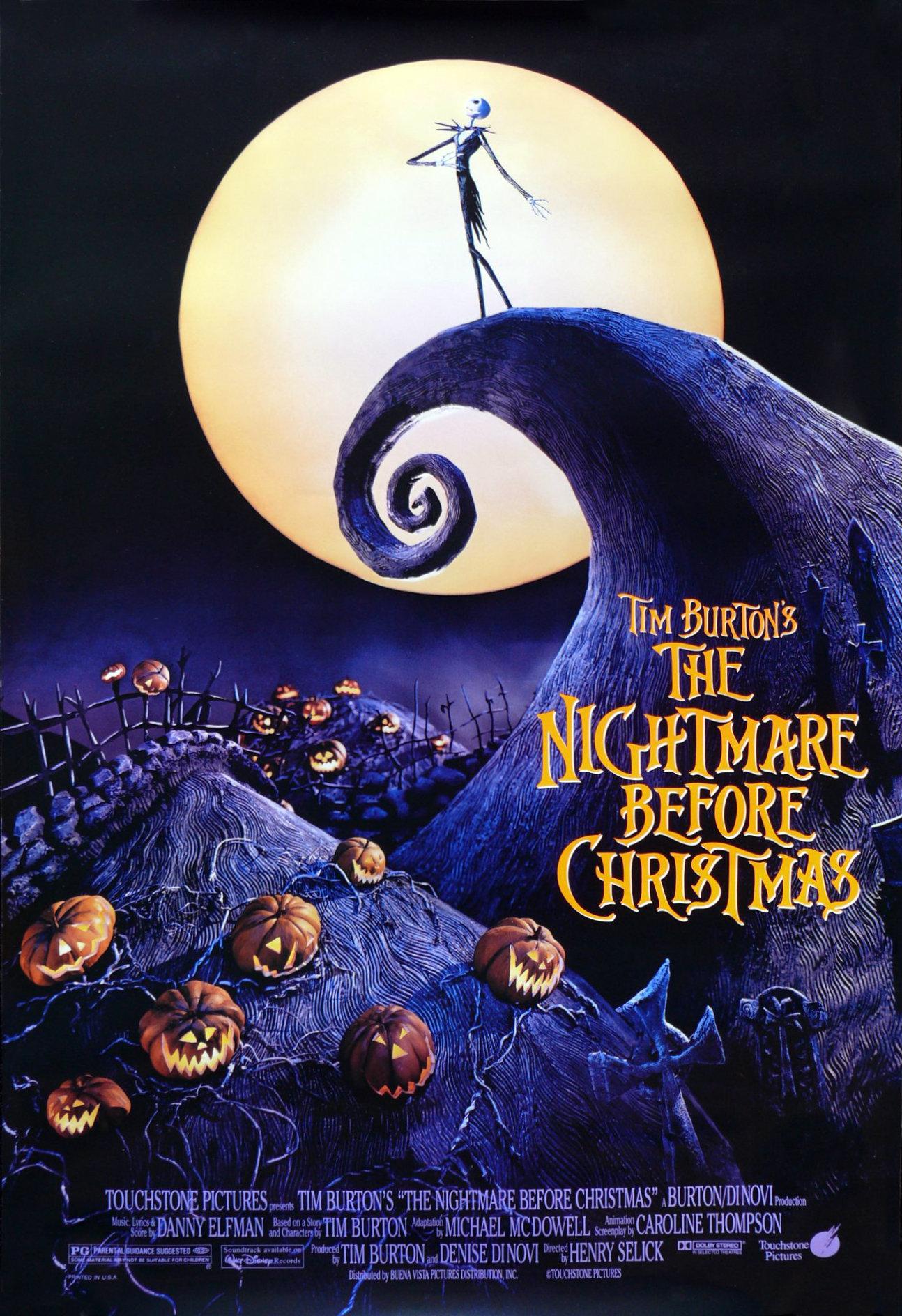 The Nightmare Before Christmas (1993) | REVIUS