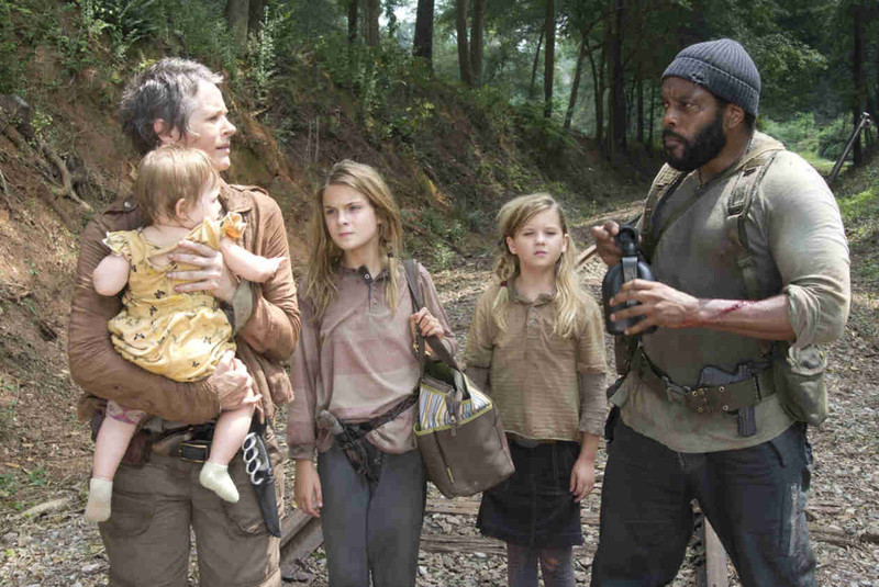 "The Walking Dead S04E14 – ""The Grove"" 