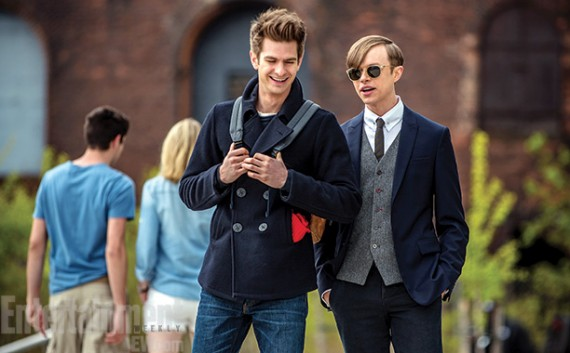 Amazing-Spider-Man-2-Peter-Parker-Harry-Osborn-570x353