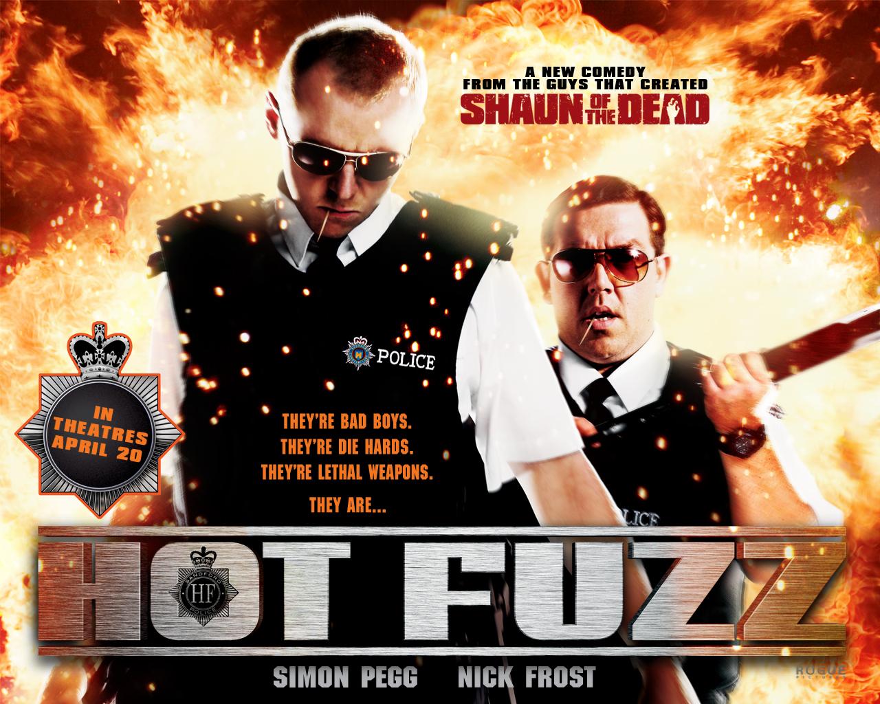 Hot Fuzz 2007 Revius