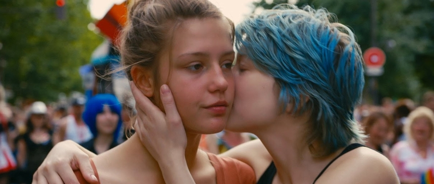 Blue is the Warmest Color film