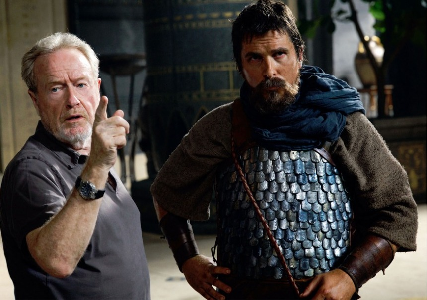 Christian-Bale-and-Ridley-Scott