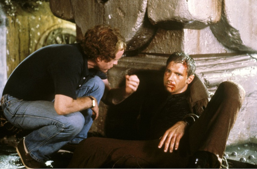 Harrison-Ford-and-Ridley-Scott-blade-runner