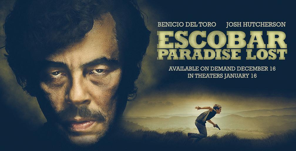 Escobar Paraíso perdido