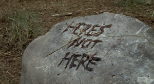 """E04: """"Here's not here"""""""