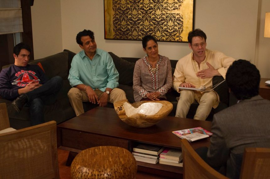 "THE MINDY PROJECT -- ""While I Was Sleeping"" Episode 402 -- Pictured: (l-r) -- (Photo by: John Fleenor/NBC)"