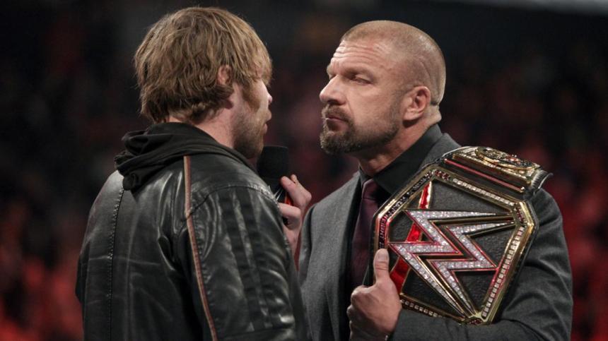 Dean-Ambrose-Triple-H-1