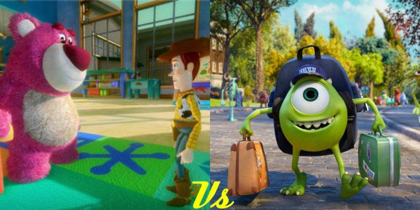 Revius VS – ¿Cuál es la mejor película de Pixar? | REVIUS
