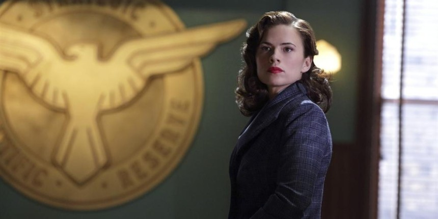 """MARVEL'S AGENT CARTER - """"Bridge and Tunnel"""" - Howard Stark's deadliest weapon has fallen into enemy hands, and only Agent Carter can recover it. But can she do so before her undercover mission is discovered by SSR Chief Dooley and Agent Thompson? """"Marvel's Agent Carter"""" airs TUESDAY, JANUARY 6 (9:00-10:00 p.m., ET), on ABC. (ABC/Michael Desmond) HAYLEY ATWELL"""