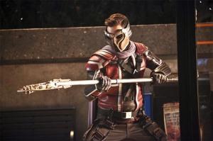 The Flash 2x20 Rupture - Nicholas Gonzalez (Dante Ramon)
