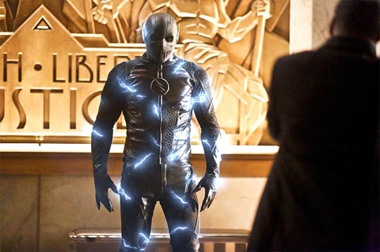 The Flash 2x20 Rupture - Teddy Sears (Zoom, Hunter Zolomon)