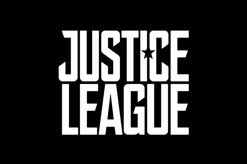 justice league film logo