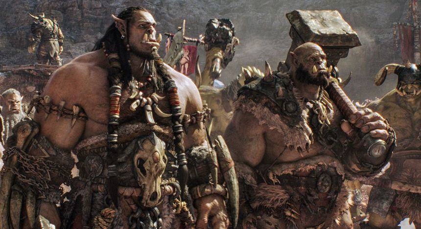 warcraft movie 1