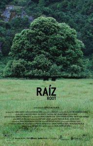 Raiz poster
