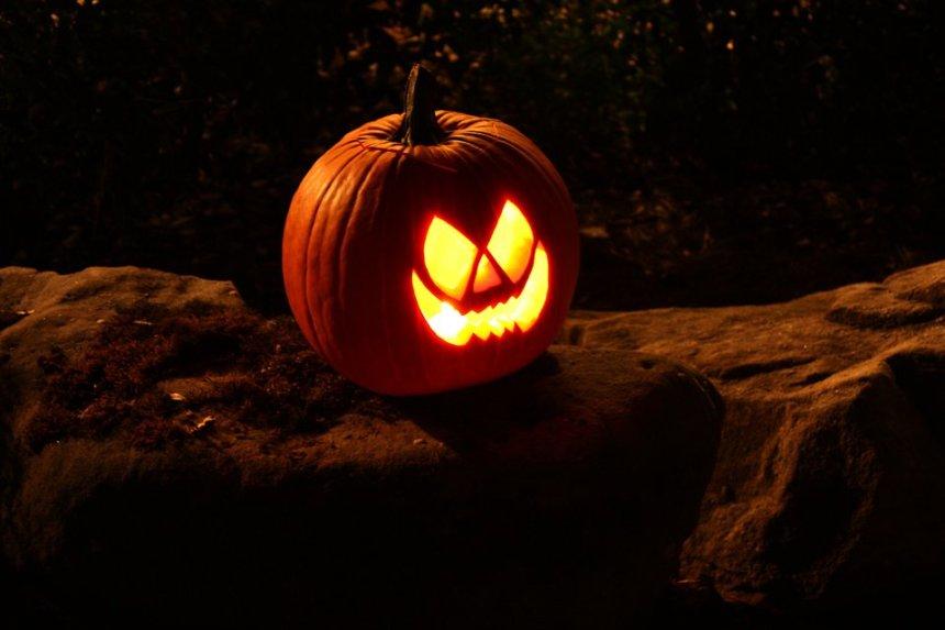 12288-a-halloween-jack-o-lantern-on-a-rock-pv